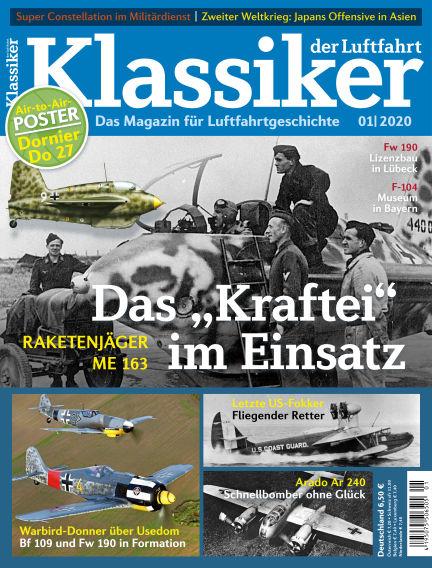 Klassiker der Luftfahrt November 22, 2019 00:00