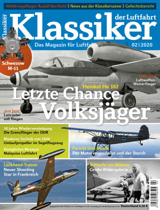 Klassiker der Luftfahrt 02 2020