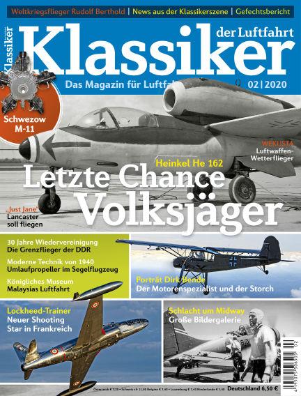 Klassiker der Luftfahrt January 03, 2020 00:00