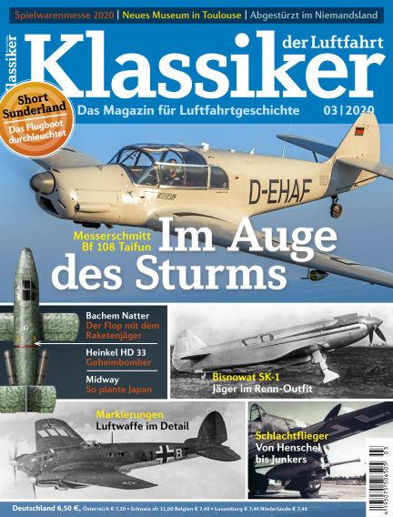 Klassiker der Luftfahrt February 21, 2020 00:00