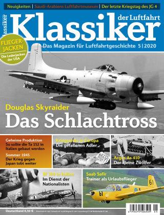 Klassiker der Luftfahrt 05 2020