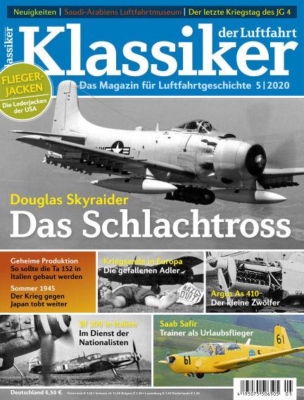 Klassiker der Luftfahrt May 24, 2020 00:00