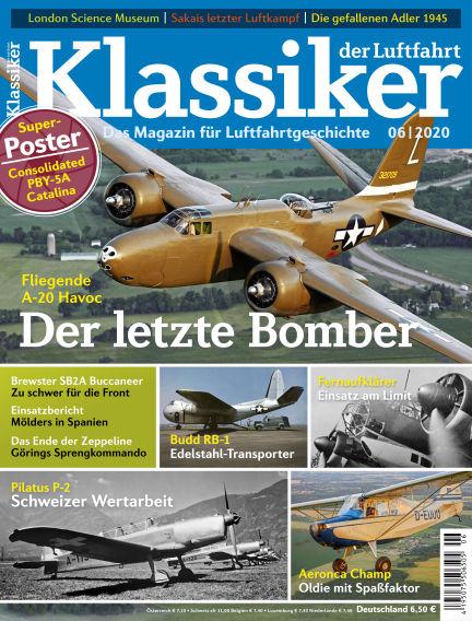 Klassiker der Luftfahrt July 05, 2020 00:00