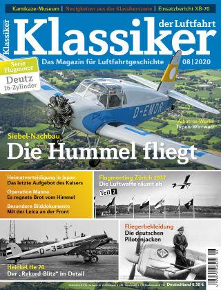 Klassiker der Luftfahrt 08 2020