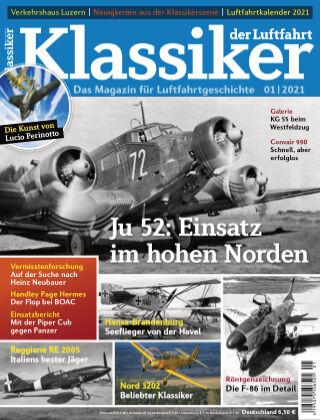 Klassiker der Luftfahrt 01 2021