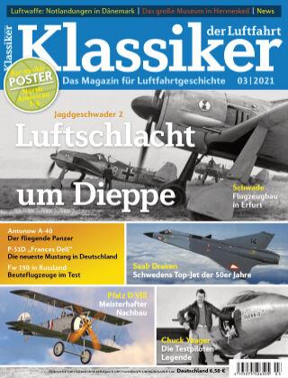 Klassiker der Luftfahrt 03 2021