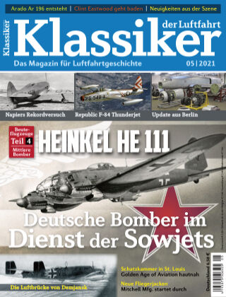 Klassiker der Luftfahrt 05 2021