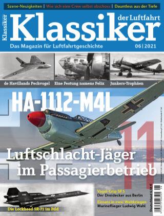 Klassiker der Luftfahrt 06 2021