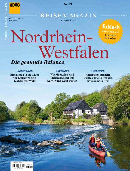ADAC Reisemagazin June 13, 2019 00:00
