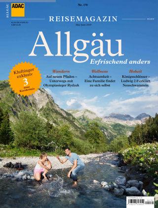 ADAC Reisemagazin 02 2019