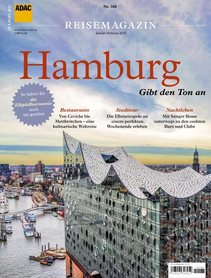 ADAC Reisemagazin December 13, 2018 00:00