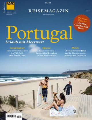 ADAC Reisemagazin 03 2018