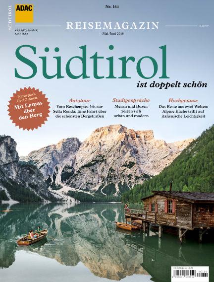 ADAC Reisemagazin April 19, 2018 00:00