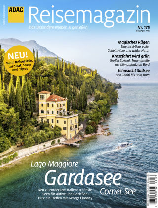 ADAC Reisemagazin 01 2020