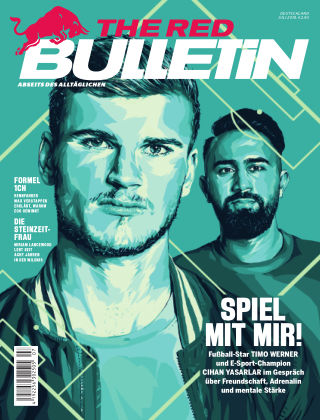 The Red Bulletin - DE Juli/August 2018