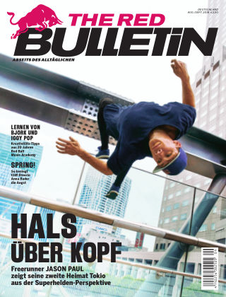 The Red Bulletin - DE August 2018