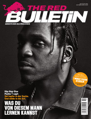 The Red Bulletin - DE Oktober 2018