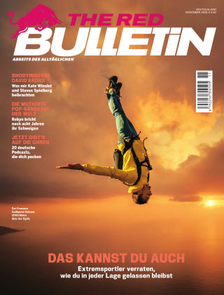The Red Bulletin - DE November 2018