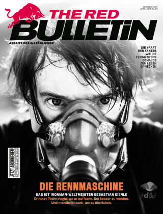The Red Bulletin - DE April 2019