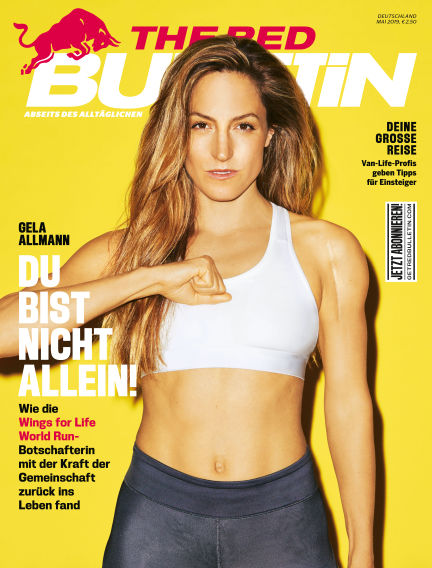 The Red Bulletin - DE April 09, 2019 00:00