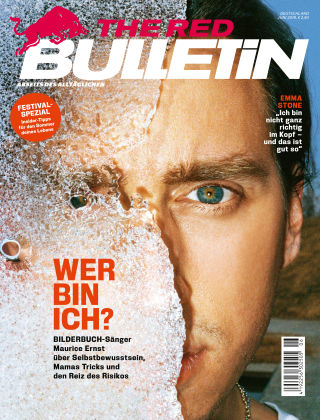 The Red Bulletin - DE Juni 2019