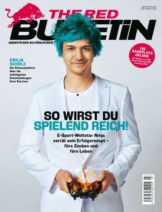 The Red Bulletin - DE Juli 2019