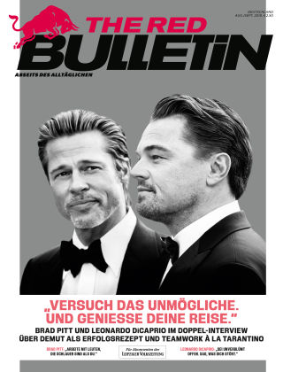 The Red Bulletin - DE Aug./Sept. 2019