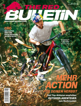The Red Bulletin - DE Oktober 2019