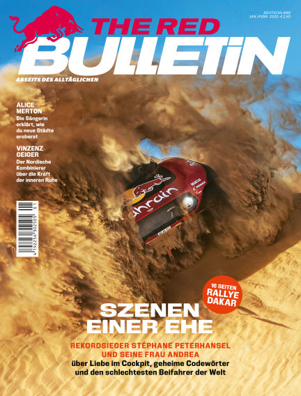 The Red Bulletin - DE December 09, 2019 00:00