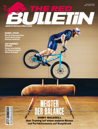 The Red Bulletin - DE April 2020