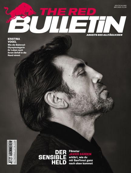 The Red Bulletin - DE April 13, 2020 00:00