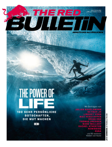 The Red Bulletin - DE May 11, 2020 00:00