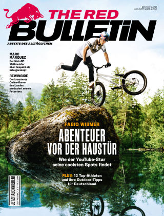 The Red Bulletin - DE Aug./Sept. 2020