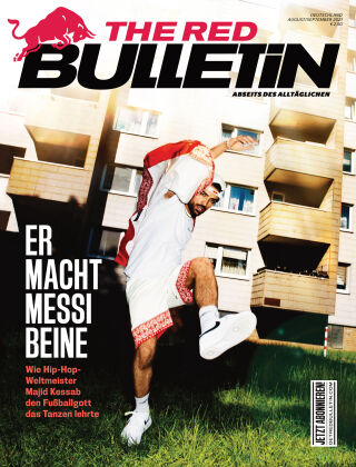The Red Bulletin - DE Aug./Sept. 2021