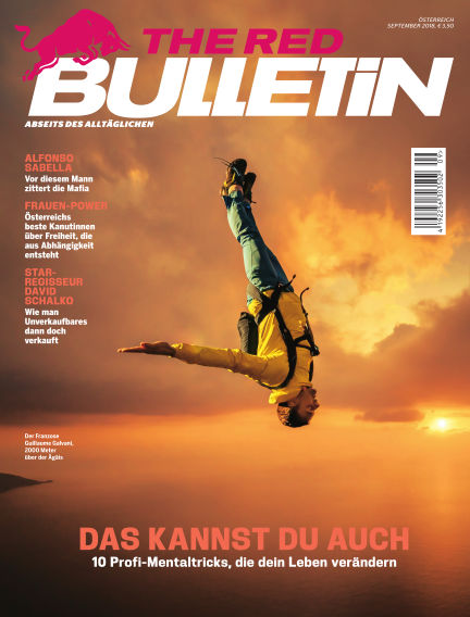 The Red Bulletin - AT August 14, 2018 00:00