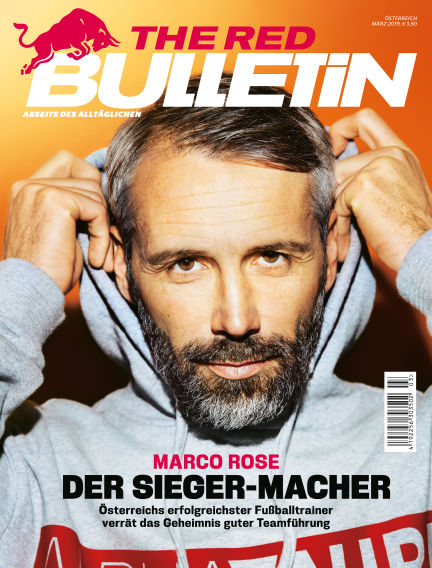 The Red Bulletin - AT February 12, 2019 00:00