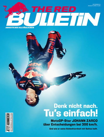 The Red Bulletin - AT July 08, 2019 00:00
