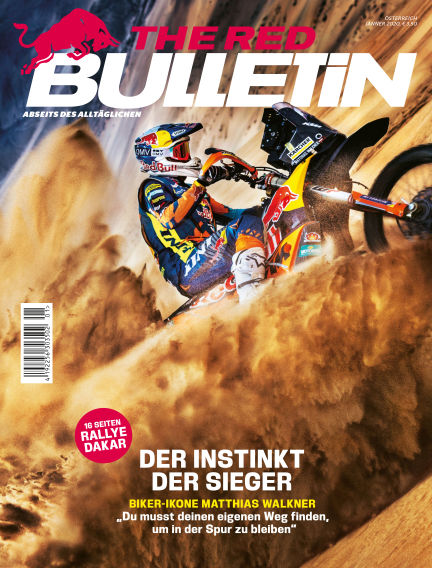The Red Bulletin - AT December 09, 2019 00:00
