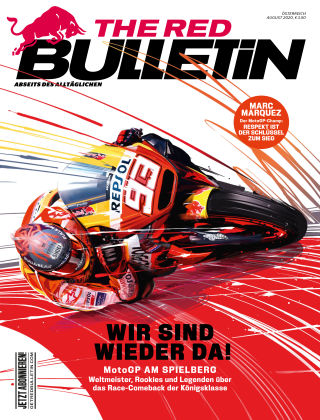 The Red Bulletin - AT August 2020