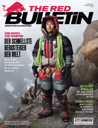 The Red Bulletin - AT Dezember 2020