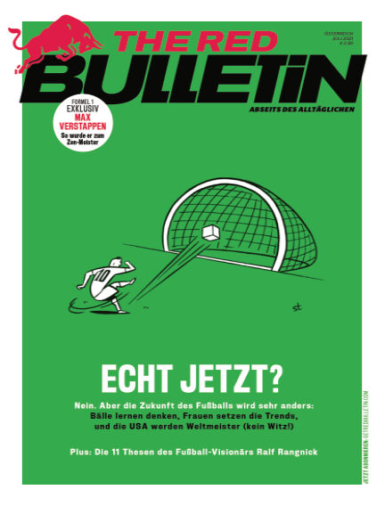 The Red Bulletin - AT