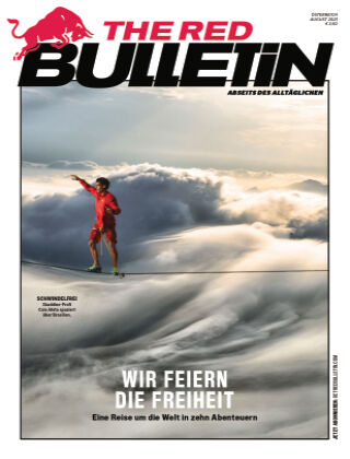 The Red Bulletin - AT August 2021