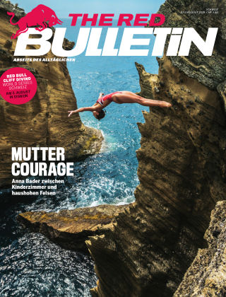 The Red Bulletin - CHDE Juli/August 2018