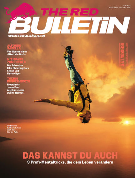 The Red Bulletin - CHDE August 14, 2018 00:00