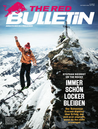 The Red Bulletin - CHDE Oktober 2018