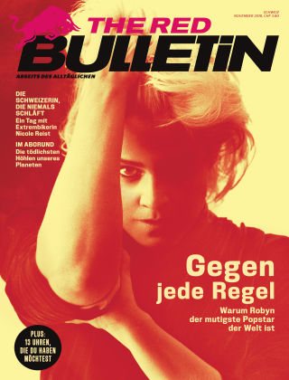 The Red Bulletin - CHDE November 2018