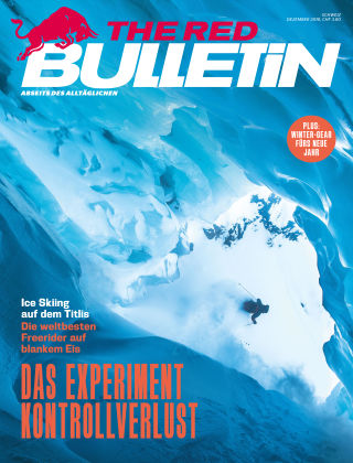 The Red Bulletin - CHDE December 2018