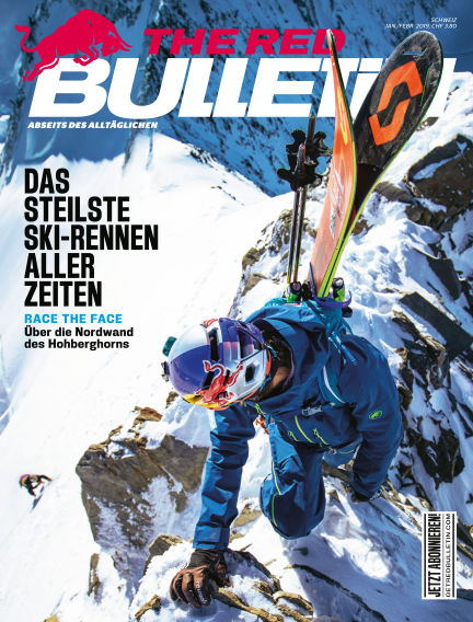 The Red Bulletin - CHDE December 11, 2018 00:00