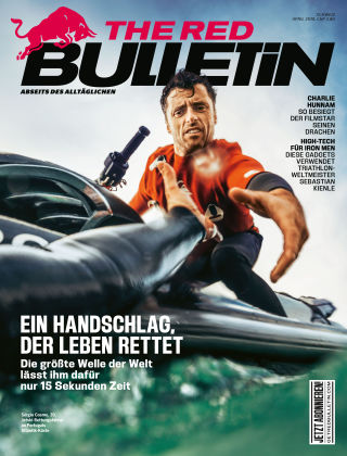 The Red Bulletin - CHDE April 2019