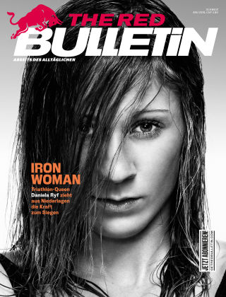 The Red Bulletin - CHDE Mai 2019